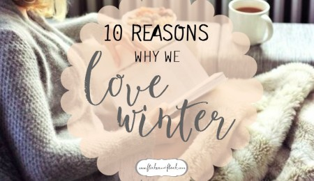 My love affair with Winter
