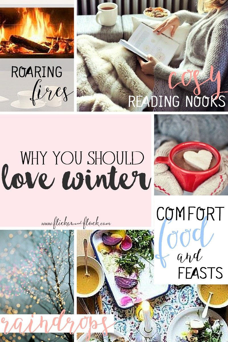 Reasons to totally adore winter