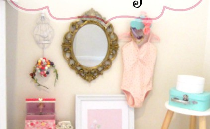 How to create a mini dressing room